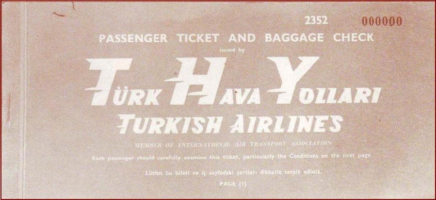 thy bilet