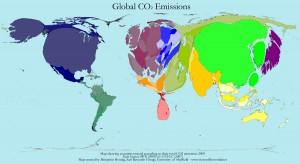 Karbon_Emisyonu_harita_2009