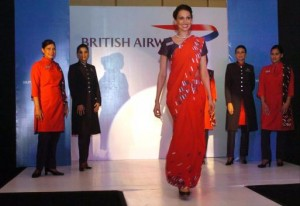 British_Airways_hindistan_uniforma