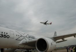 Airbus A350_Airbus A330_Istanbul Airshow 2014