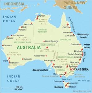 Avustralya_harita