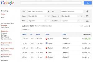 Google_flights_istanbul_new_york