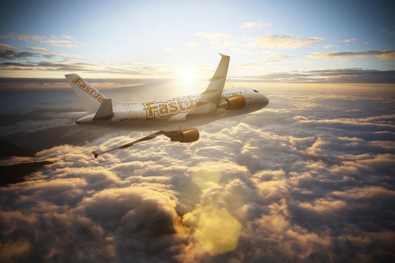 FastJet_Airbus_A319_havayolu
