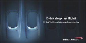 British Airways: Club World Reklamı