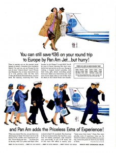 Europe by Pan Am
