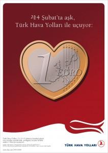 THY Sevgililer Günü Reklamı 2007