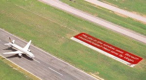 Virgin Atlantic runway