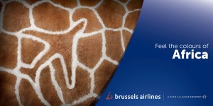 Brussels Airlines_Feel the colours of Africa
