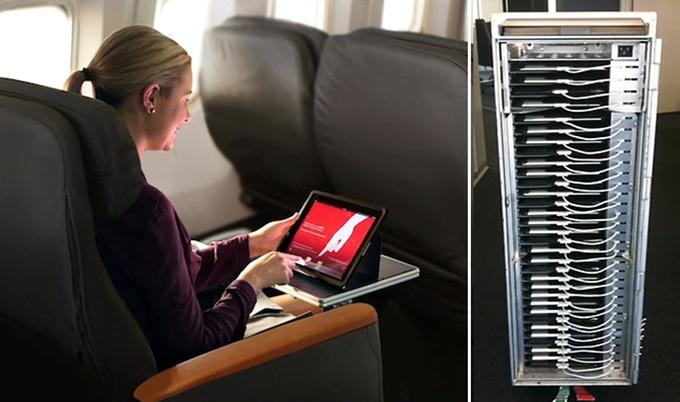 Qantas_QF_ipad-charge-cart