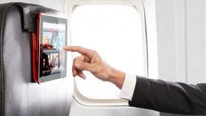 Qantas_iPad_holder_seat_back