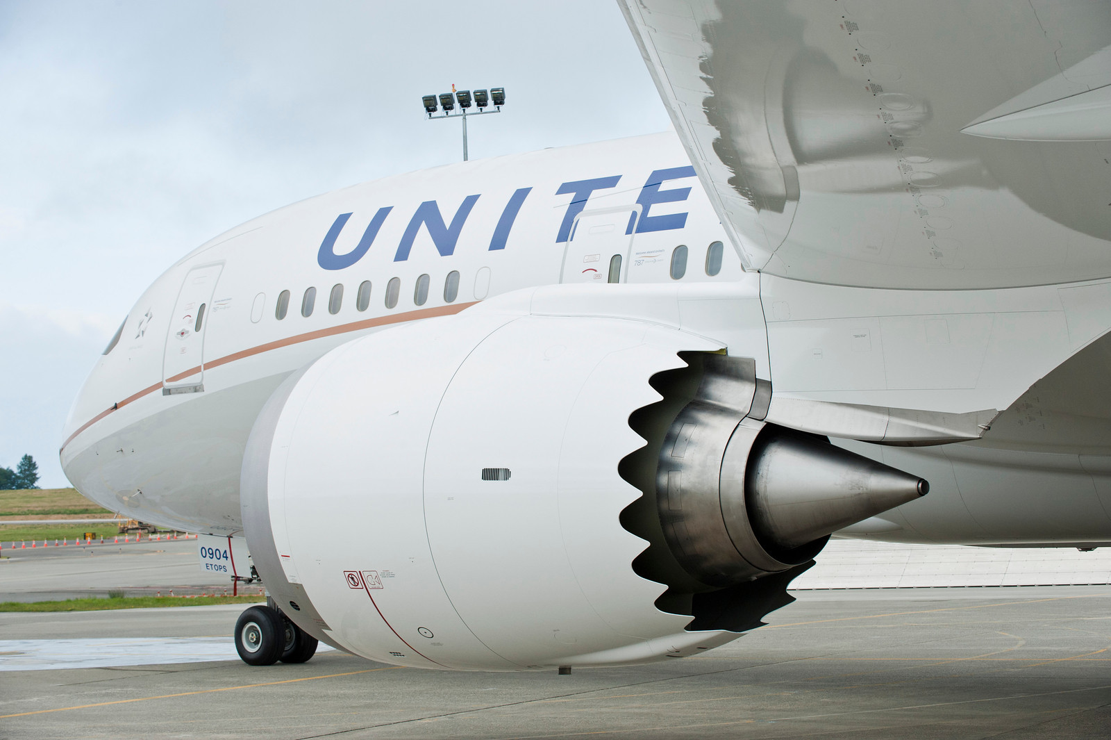 United-Boeing 787-Dreamliner