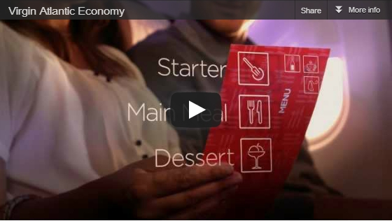 Virgin Atlantic Economy