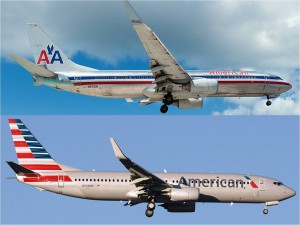 American Airlines_new_logo_old_logo_Boeing_737