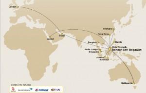 Royal Brunei network