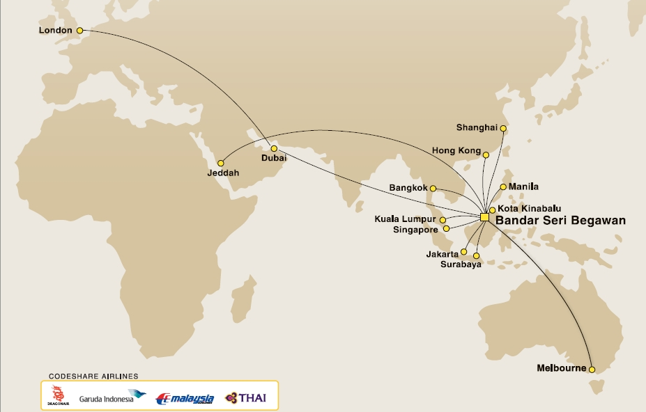 Royal Brunei network