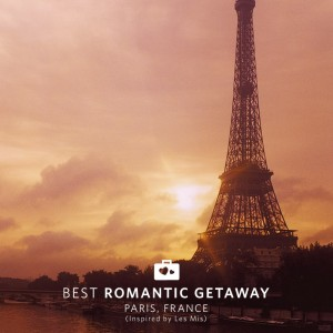Delta Air Lines_ad_best romantic getaway_paris