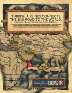 Turkish Airlines_silk road