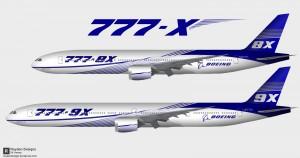 Boeing 777X-8X-9X