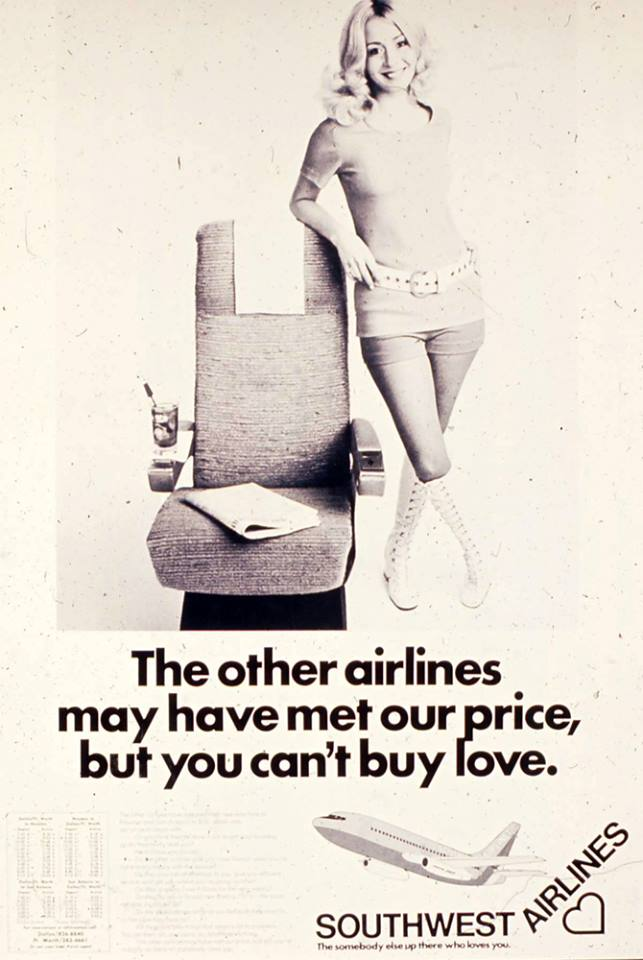 Southwest_love_ad_reklam