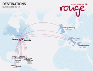 Rouge_destinations_map_summer 2013
