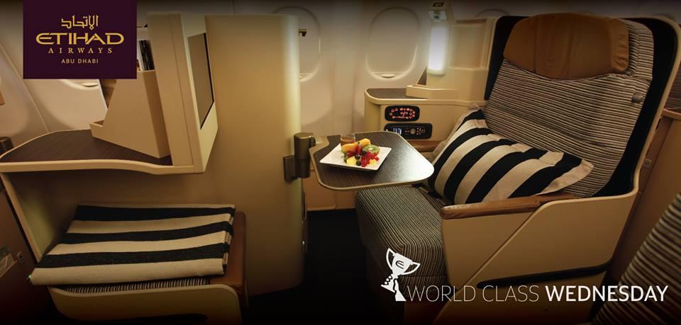 Etihad Airways - Pearl Business Class | Havayolu 101  Etihad Airways ...