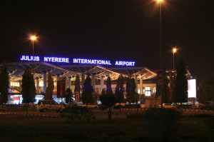 Darüsselam Julius Nyerere Havalimanı