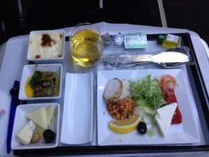 THY_Turkish Airlines_IST-DAR_October 2013_Business Class
