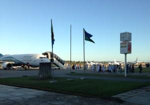 Zanzibar International Airport_Oman Air_October_2013