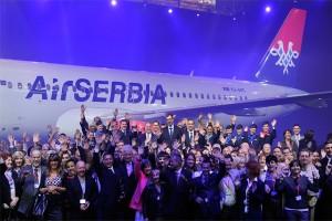 Air Serbia_first flight