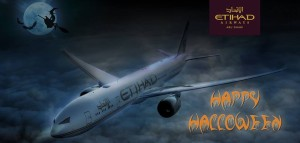 Halloween_Etihad Airways