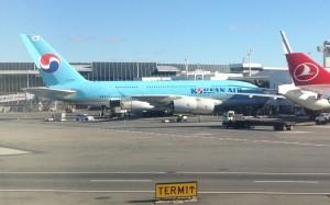 Korean Air_Airbus A380_JFK_HL7613