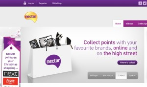 Nectar_collect points