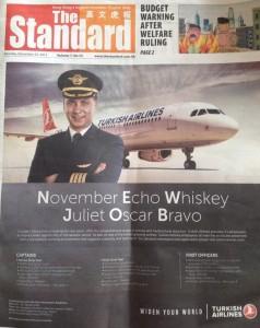 Turkish Airlines_Pilot Recruitment Ad_Dec 2013