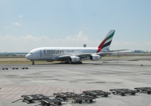 Emirates Airbus A380-800 A6-EDL