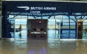 British Airways Lounge_Cape Town Airport_Jan 2014