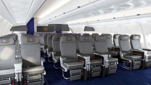 Lufthansa's new premium economy seat to debut in Nov on Boeing 747-8 flights