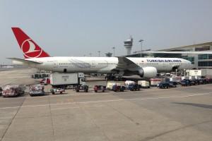 Turkish Airlines Boeing 777-300ER @ Istanbul Ataturk Airport (TC-JJH)