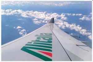 Alitalia_airbus a330 wing