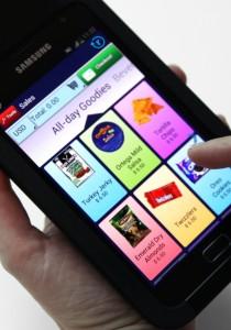 Retail inMotion_Vector_handheld device