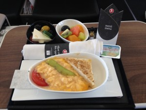 Turkish Airlines Domestic Business Class Menu Ankara-Istanbul_May 2014 - Copy