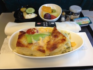 Turkish Airlines Domestic Business Class Menu Istanbul-Ankara_May 2014 - Copy