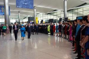 London Heathrow_LHR_Terminal 2_Queen