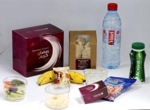 Qatar Airways iftar package