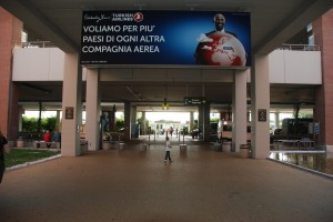 Turkish Airlines Ad @ Venice Marco Polo Airport_002