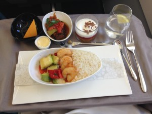 Turkish Airlines inflight food IST-VCE 002