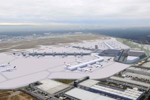 Frankfurt Airport_Fraport_Terminal 3_003