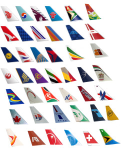 Havayolu_sirket_kuyruk_logo_Airline tails