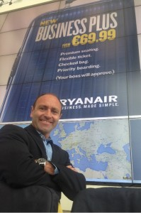 Ryanair Business Plus