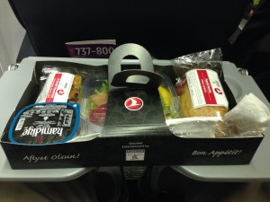 Turkish Airlines_Inflight Food_Sarajevo Istanbul_Economy Class_2014_001