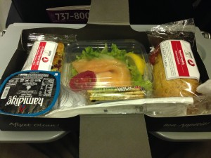 Turkish Airlines_Inflight Food_Sarajevo Istanbul_Economy Class_2014_002